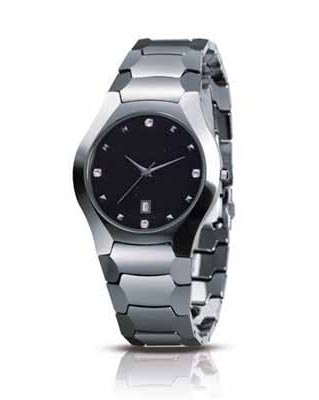 Tungsten carbide mens watches who want elegance and style vanguard when bringing high quality products and manufacturing